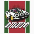 Lancia Stratos HF by Steve Harvey