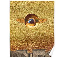 Golden Eye of the Pharaoh Poster