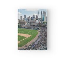 Detroit Baseball Hardcover Journal