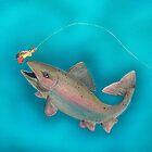 Rainbow Trout by Joann Barrack