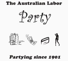 The Australian Labor Party by TwinTurboCelica