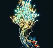 Electricitree by Budi Satria Kwan