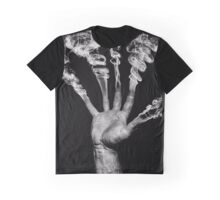 Mystical Hand Graphic T-Shirt