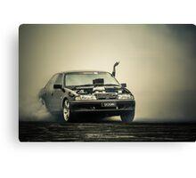 SKDGMH Motorfest Burnout Canvas Print