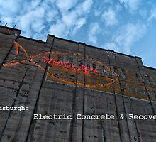 Electric Concrete by Frank Bibbins