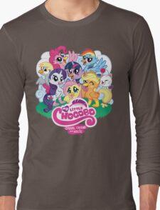 My Little Chocobo Long Sleeve T-Shirt