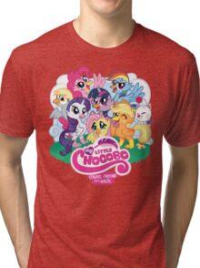 My Little Chocobo Tri-blend T-Shirt