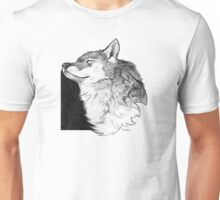 Sunny Wolf Unisex T-Shirt