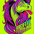 Breathe Carolina-Unicorn Case by mirra96