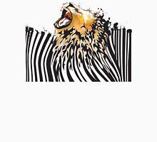 lion barcode Unisex T-Shirt
