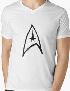 Star Trek Mens V-Neck T-Shirt