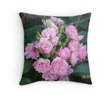 Original Bouquet Throw Pillow
