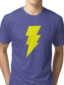 Shazam Black Adam Tri-blend T-Shirt