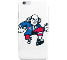 Philadelphia 76'ers Benjamin Franklin 2015-2016 Logo iPhone Case/Skin