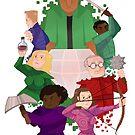 Six seasons and a movie by twylluan