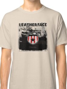Leatherface T-Shirt Classic T-Shirt