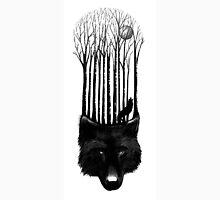 Wolf barcode Unisex T-Shirt