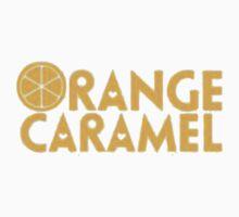 Orange Caramel 1 by supalurve