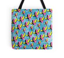 Homer's Oddity (Grafitti Pattern version) Tote Bag