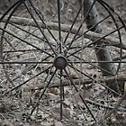 lost wheel by AmbientPhotos