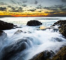 Blackhead NSW Australia by Matthew Jones