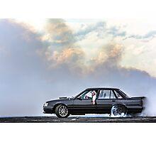 XHRTX Burnout Photographic Print