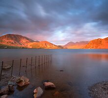 Ennerdale On Fire by Jeanie