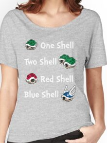 1 Shell 2 Shell Women's Relaxed Fit T-Shirt