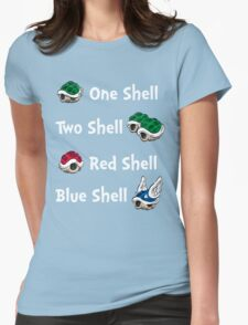 1 Shell 2 Shell Womens Fitted T-Shirt