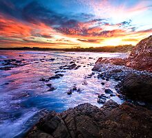 Saltwater Beach NSW Australia by Matthew Jones
