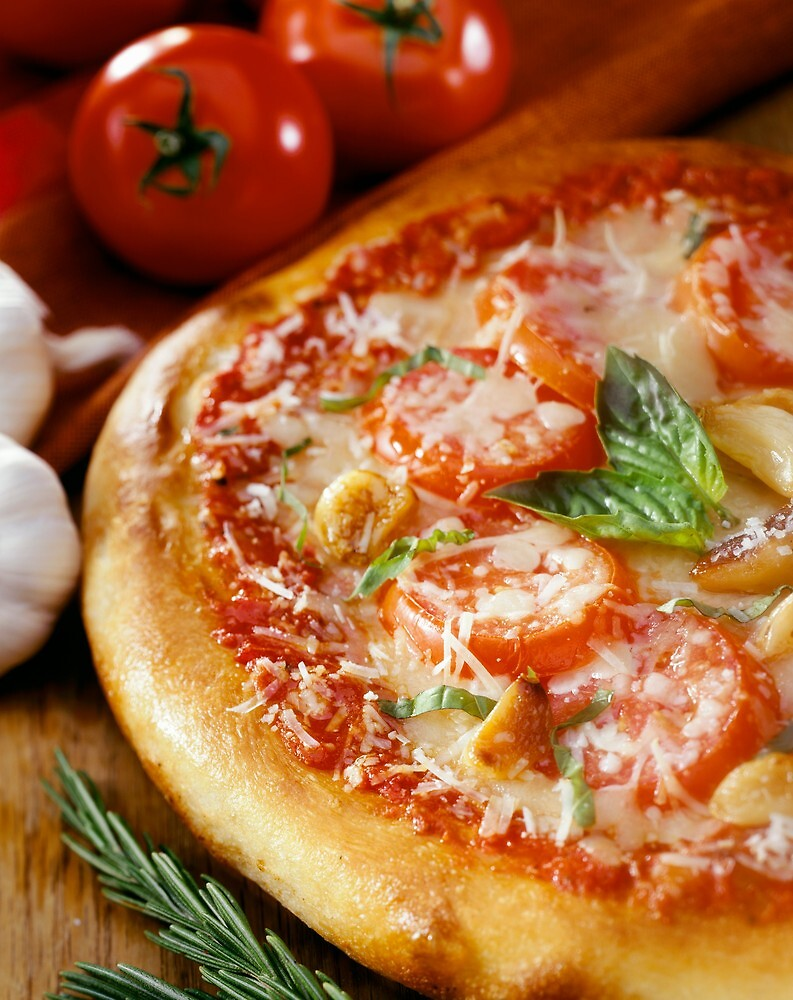 Pizza by StockFood