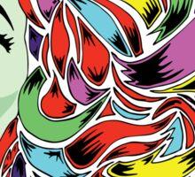 Prism of Joy Sticker