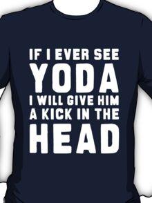 WTF IS YODA ??? T-Shirt