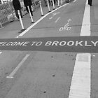 Welcome to Brooklyn by magapeck