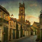 Early Morning Edinburgh by Lois  Bryan