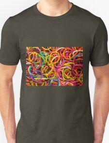 Rubber Bands Unisex T-Shirt