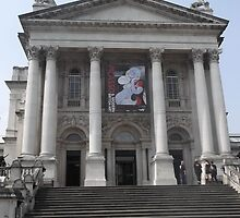 Tate Gallery/Picasso Exhibition -(230512)- digital photo by paulramnora