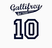 Gallifrey All-Stars: Ten (alt) Men's Baseball ¾ T-Shirt
