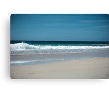 Atlantic Ocean Photography Canvas Print