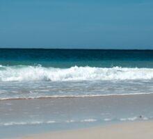 Atlantic Ocean Photography Sticker