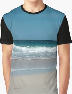 Atlantic Ocean Photography Graphic T-Shirt