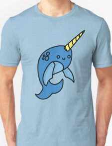 The Happy Narwhal T-Shirt