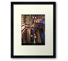 Labyrinth Framed Print