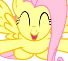 FREE HUGS! - Fluttershy (Open Arm) Sticker