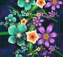 Flowers - Crop 2012 by lacitrouille