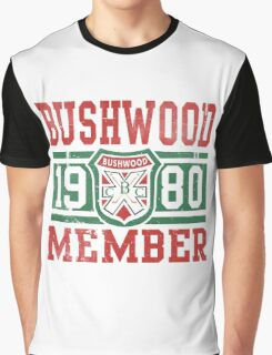 Retro Bushwood 1980 Member Graphic T-Shirt