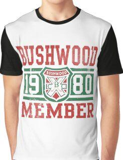 Retro Bushwood 1980 Member Graphic T-Shirt
