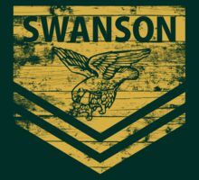Swanson Hardcore Outdoor Club by Conrad B. Hart