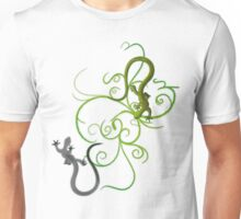 gecko duality Unisex T-Shirt