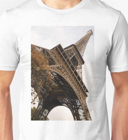 An Elegant French Iron Lady - La Dame de Fer, Paris, France Unisex T-Shirt